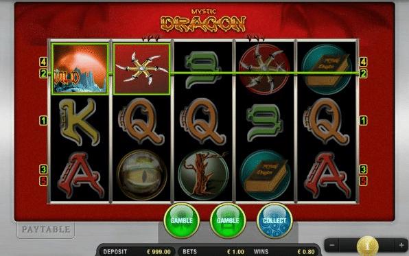 Mystic Dragon Spielcasino Online