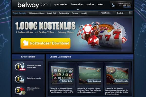 Casino oder sportwetten